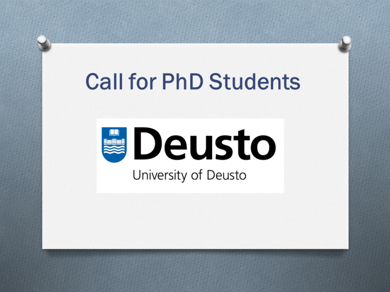 Call for PhD Students EN