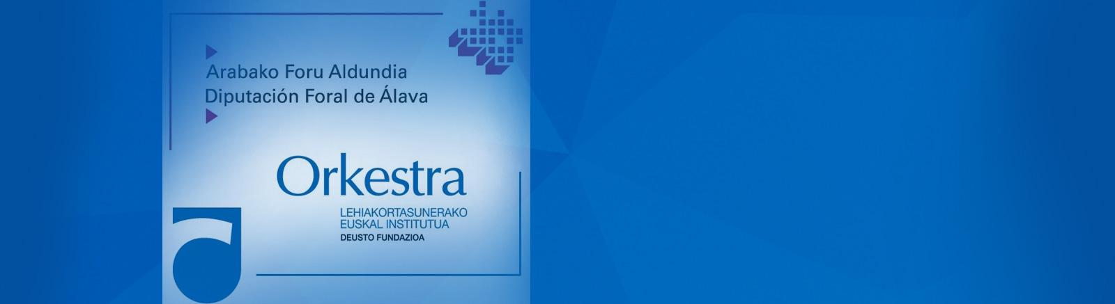 La Diputación Foral de Álava entra en el Consejo de Administración de Orkestra