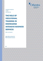 200027 Role vocational training knowledge intensive business services