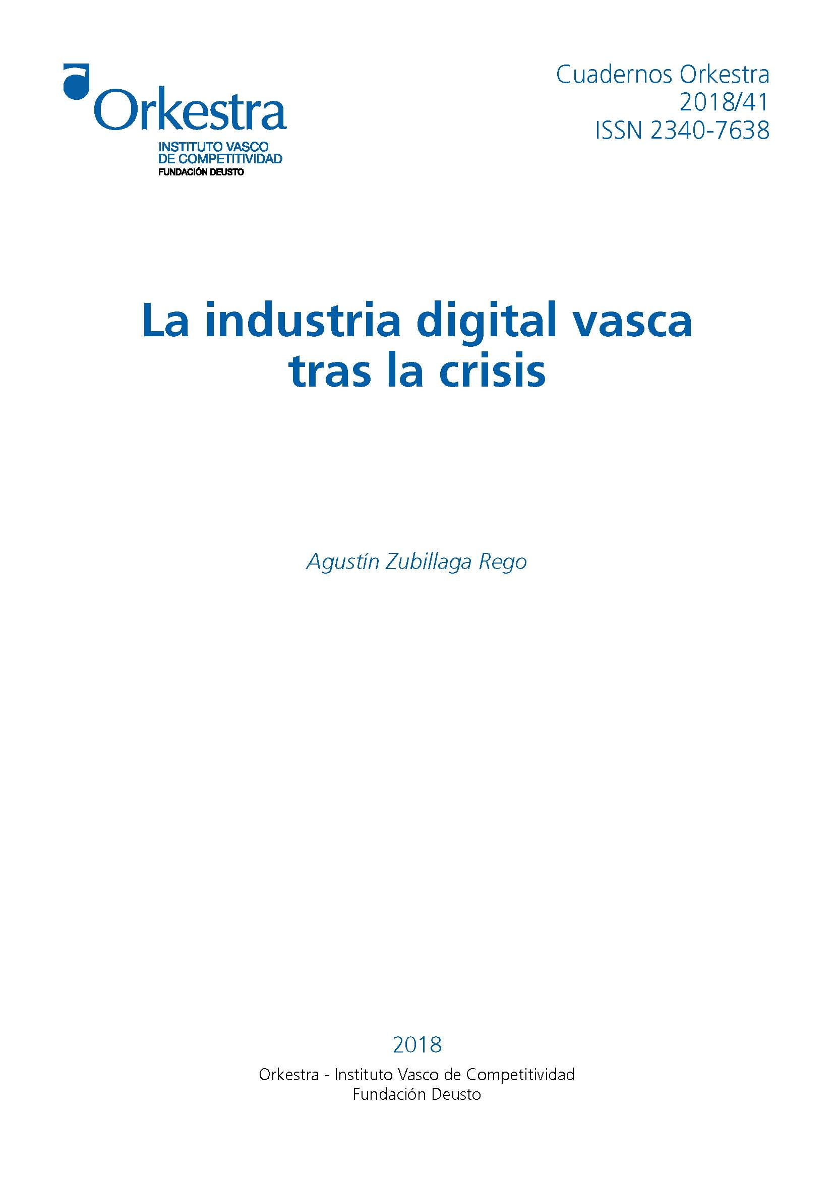 industria digital vasca crisis