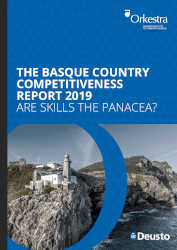 basque country competitiveness report 2019 cover